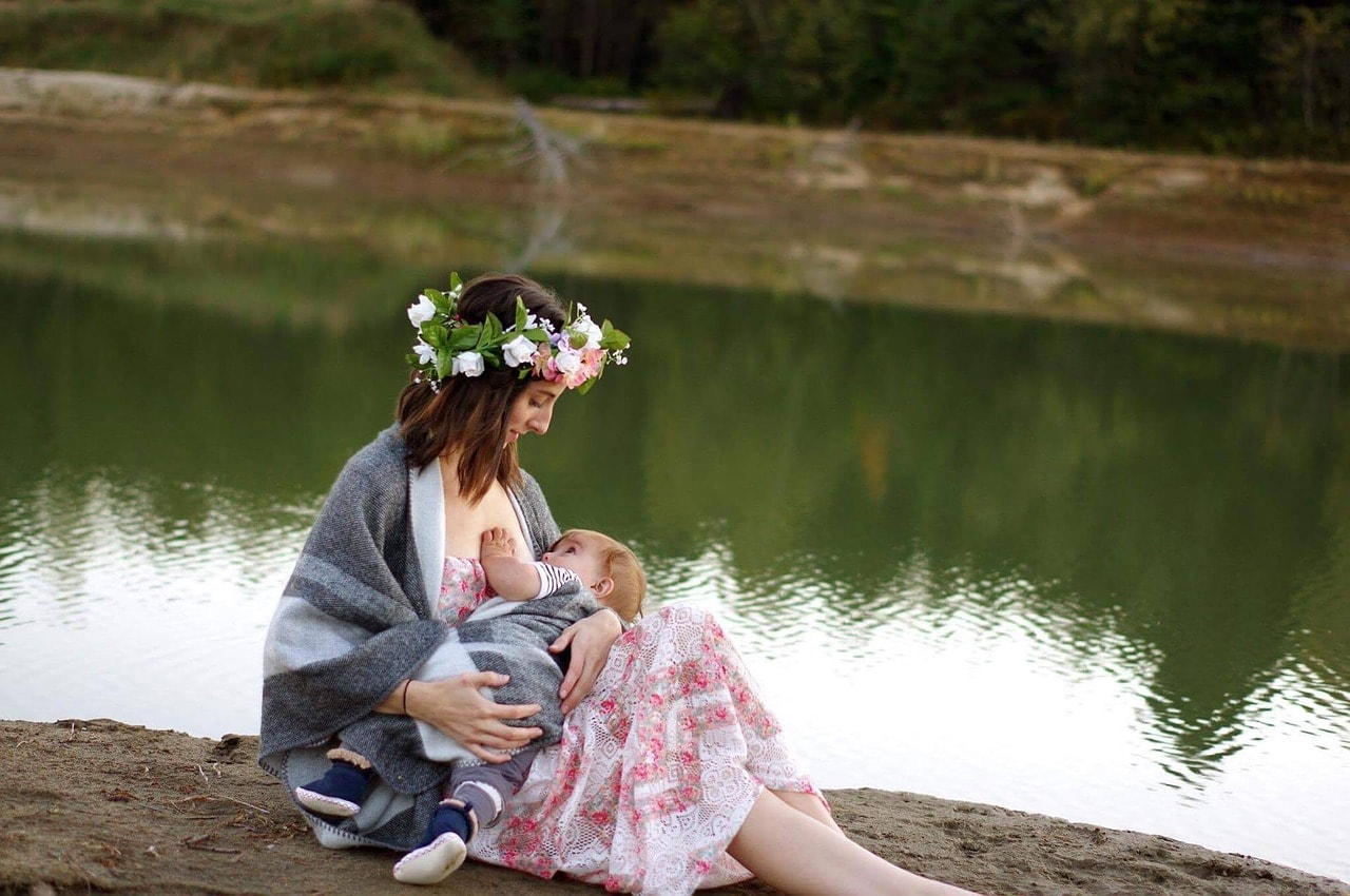 What breastfeeding does to your breasts